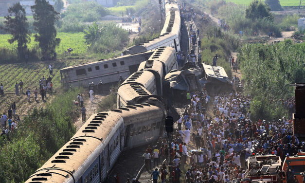 Negligence led to deadly Egypt train accident