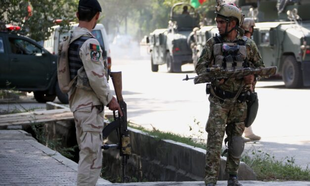 4 killed in Kabul mosque blast during prayers