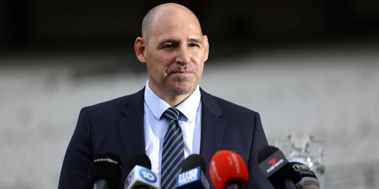Nick Hockley comfirmed as Cricket Australia CEO