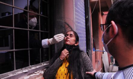 India logs 2.11L new cases, 3,847 Covid deaths
