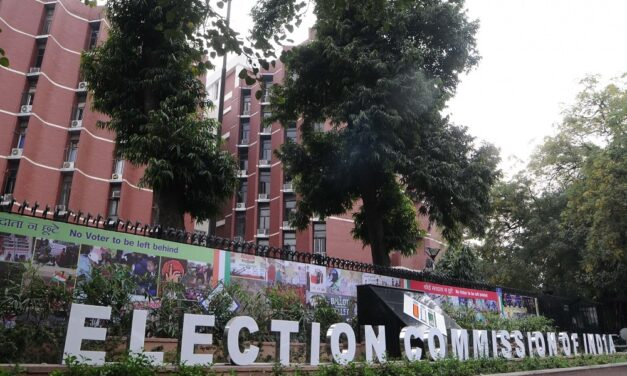 File FIR against people celebrating poll victory: EC to States
