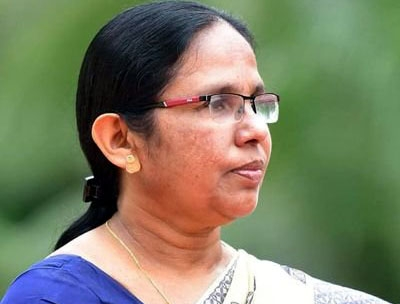 Kerala minister Shailaja on way to win with record margin