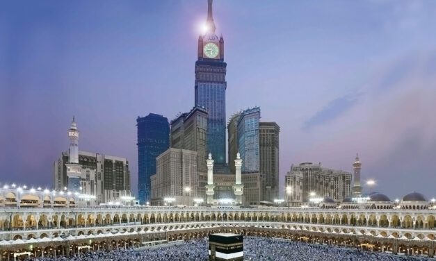 World's largest cooling stations installed in Grand Mosque