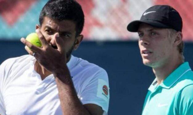 Bopanna-Shapovalov lose in quarters of Madrid Open