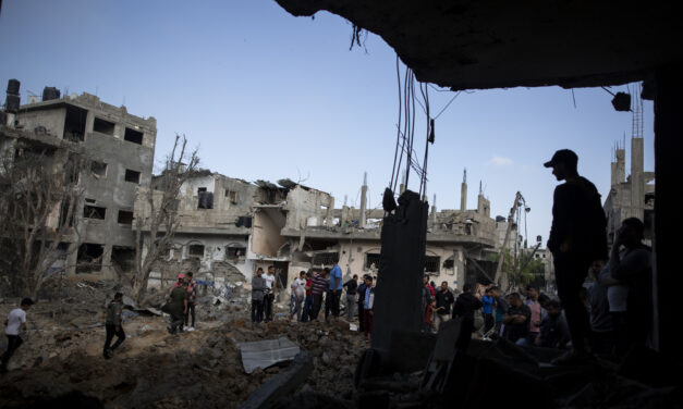 UN envoy urges sustainable political solution to Israel-Palestine conflict