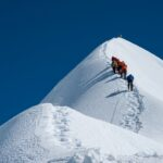 Mt. Everest records 1st deaths of 2021 climbing season
