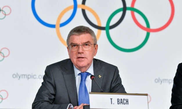 IOC to 'work with full engagement' towards safe Olympics
