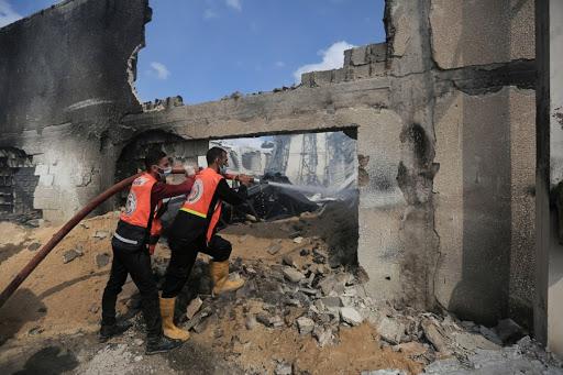 208 dead in Israeli-Palestinian hostilities: UN