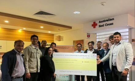 FICQ donates $18000 towards Covid-19 in India