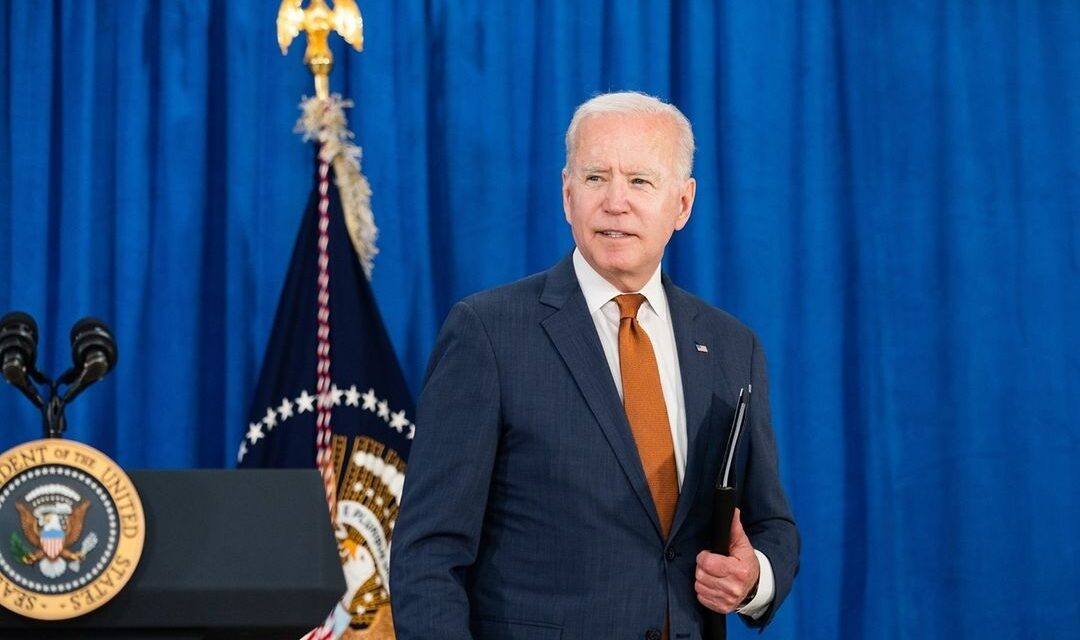 Biden meets experts on voting rights after Senate setback