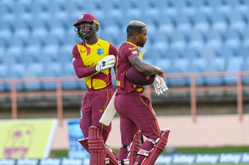 West Indies name unchanged squad for 3rd T20I against SA