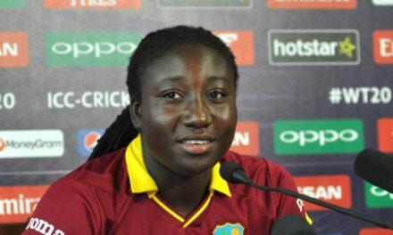 Stafanie to lead WI women's side against Pakistan in T20Is