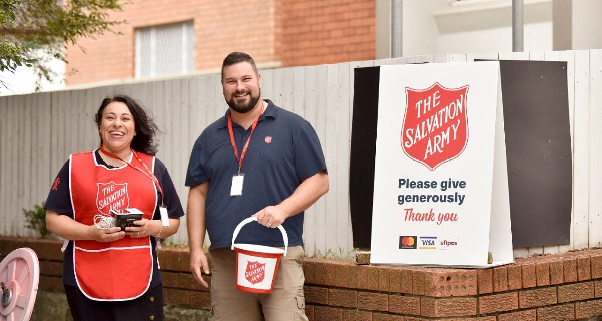 The Salvation Army appeals to multicultural Australians to donate to the Red Shield Appeal 2021