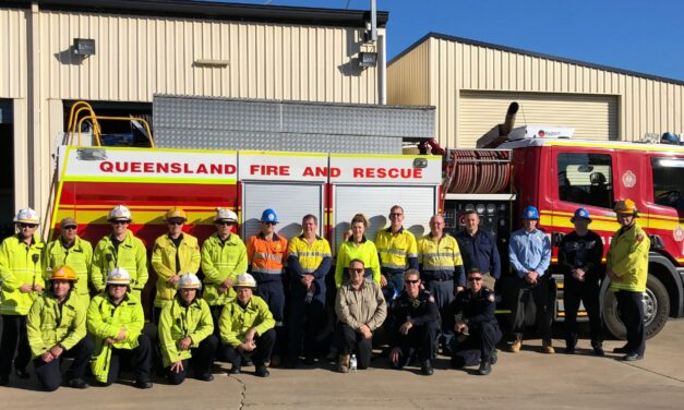 Queen's Birthday honours for QFES leaders shaping disaster capability