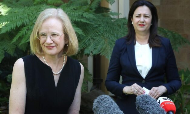 Dr. Jeannette Young-Queensland's New Governor