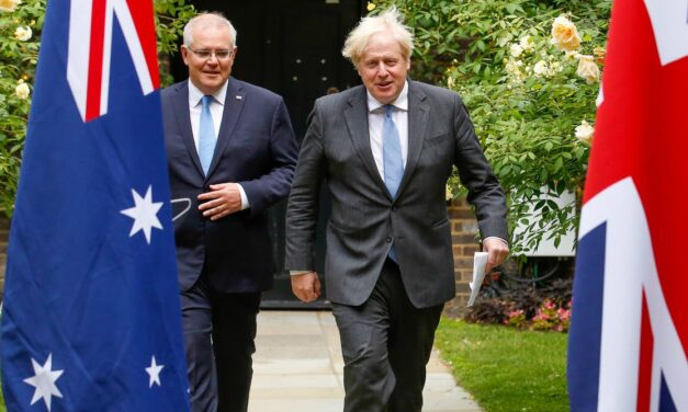 New Free Trade Agreement to deliver jobs and business opportunities in Australia and the United KIngdom