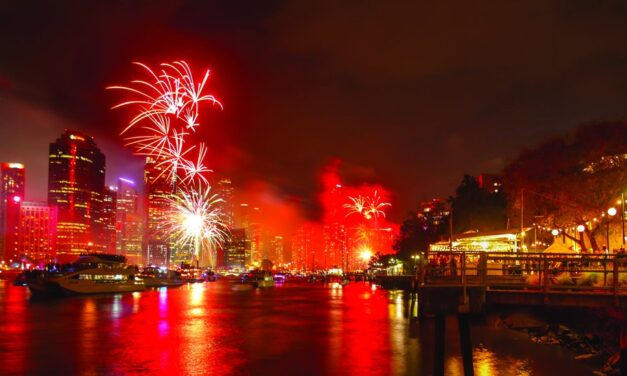 Sunsuper Riverfire returns to light up Brisbane in September