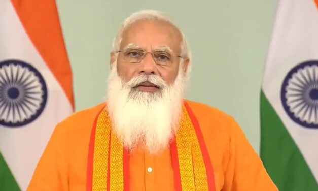 Realise our vision of a Drugs Free India: PM Modi