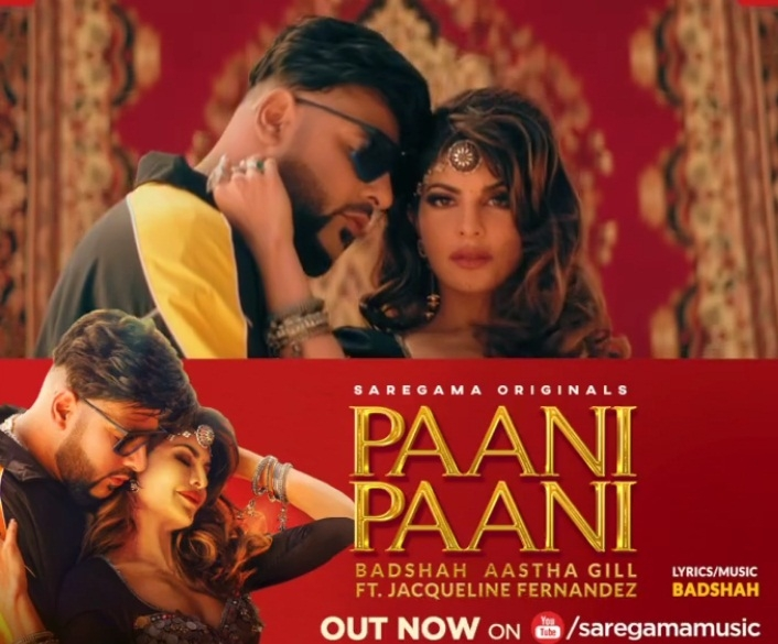 Badshah: Only wanted Jacqueline to be part of 'Paani Paani'
