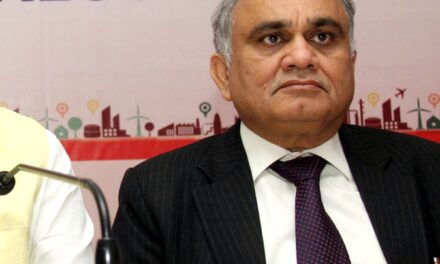 Ex-IAS officer Anup Chandra Pandey joins as Election Commissioner