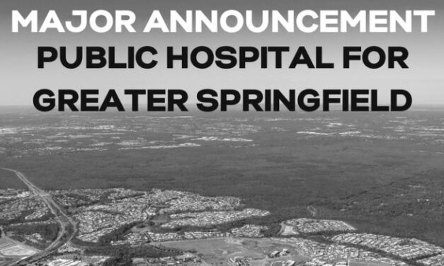 Springfield welcomes Queensland Government announcement of new Public Hospital