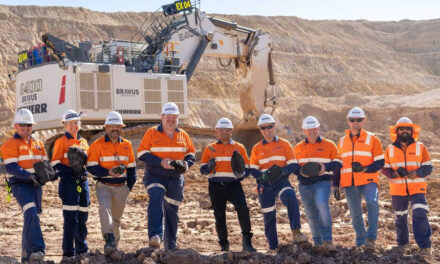 We have struck coal at our Carmichael Mine!