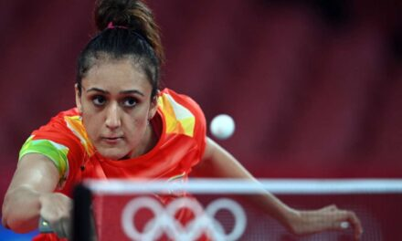 Table Tennis: India's challenge in women's singles ends