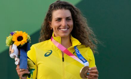 Olympics: Aussie canoeing-kayaking medalist repaired boat with condoms