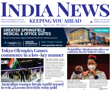 India News – August 1-15, 2021, Vol 1 Issue 27