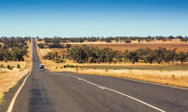 Stars align for Capricorn Highway to Gracemere