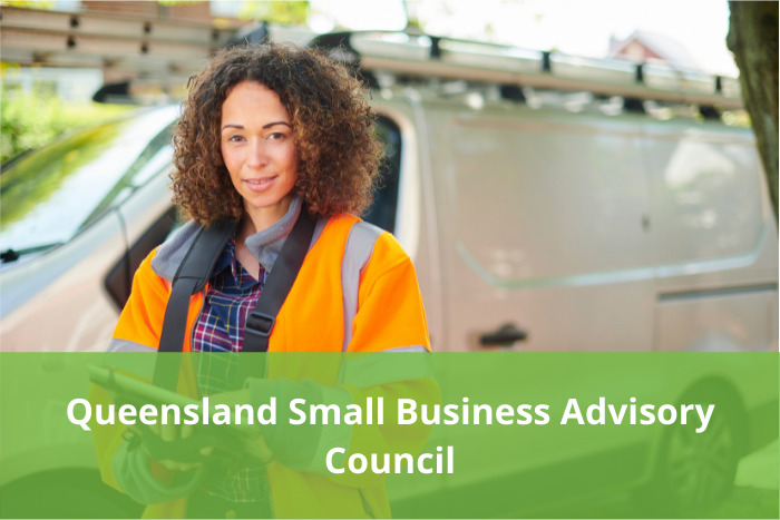 Last chance to sit on Small Business Advisory Council