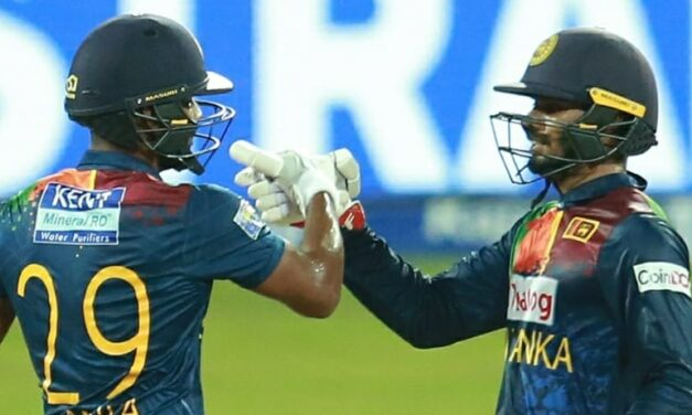 2nd T20I: Depleted India lose to Sri Lanka by four wickets