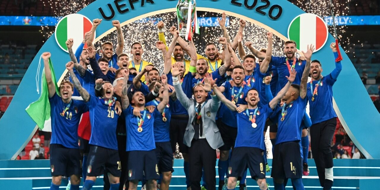 Italy beat England in penalties to win Euro 2020