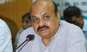 K'taka CM-designate Basavaraj Bommai