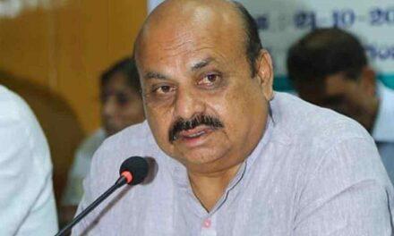 K'taka CM-designate Basavaraj Bommai to take oath today