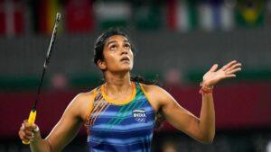 PV Sindhu reaches women's singles quarterfinals