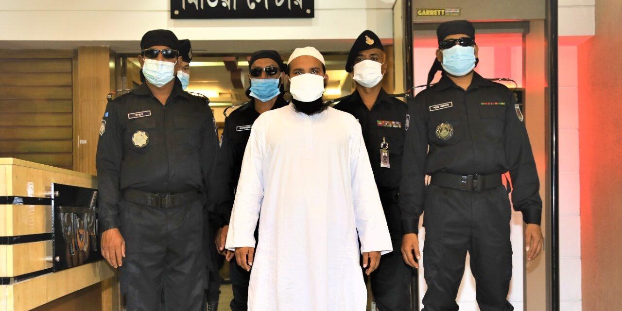 Top militant outfit leader arrested in B'desh