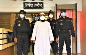 Top militant outfit leader arrested in B'desh.