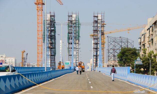 MG Contractors lowest bidder for bridge construction in bullet train project