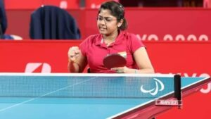 Bhavina Patel sensational run in the Tokyo 2020 Paralympic Games