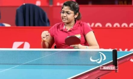 Paralympic TT: Bhavina's magical run ends with silver, first medal for India at Tokyo
