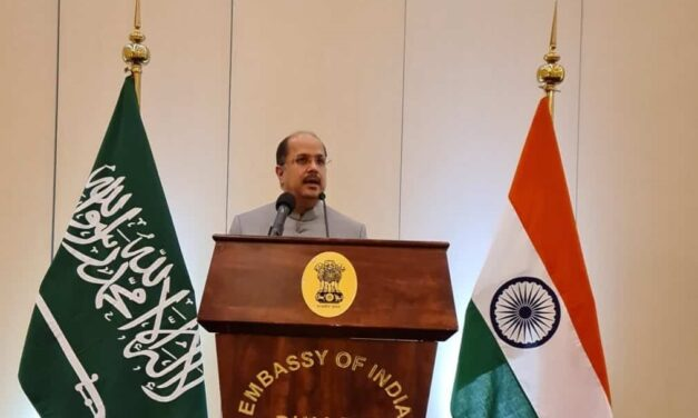 New initiative by Indian Embassy in Saudi Arabia to help students