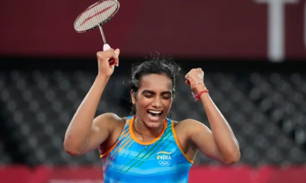 PV Sindhu wins bronze medal to create history for India at Tokyo Olympics