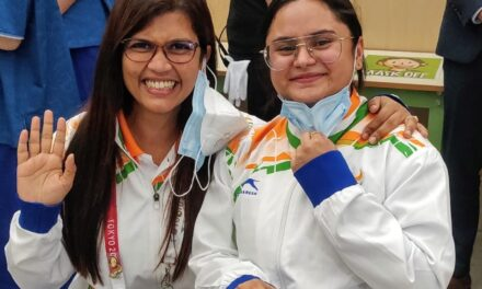 Paralympic Games: Avani Lekhara wins gold for India in 10m air rifle