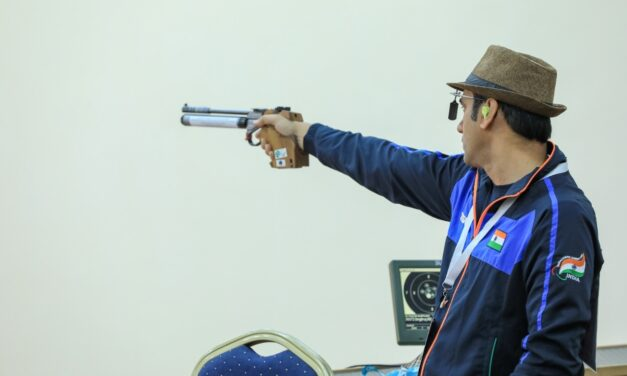 Paralympic shooting: Narwal tops qualifying, Singhraj too reaches final