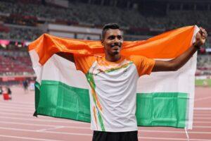 Paralympics tokyo 2020 Nishad wins silver medal