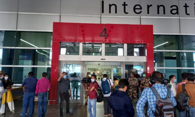3 flights with Indian nationals land at IGI Airport