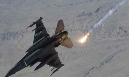 US airstrikes hit Taliban in Helmand, 40 killed