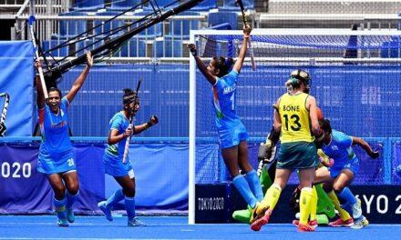 Olympics: India beat Australia 1-0, storm into women's hockey semifinals