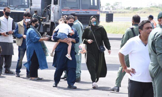 Situation is grim, says Indian envoy after landing at Jamnagar from Kabul